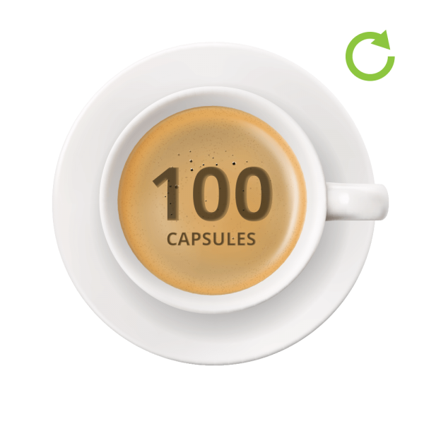 Silver Subscription - 100 Capsules