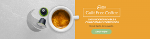 Guilt free coffee