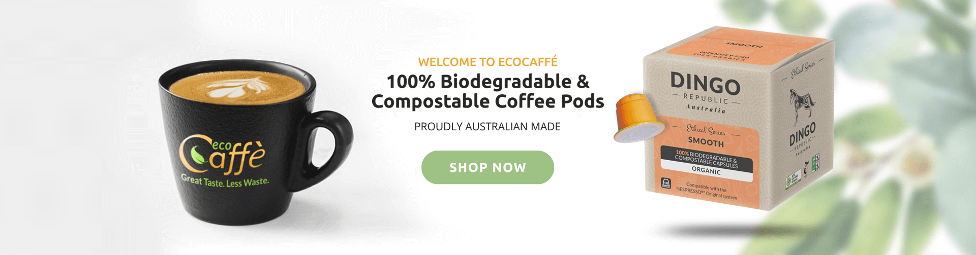 Welcome to EcoCaffe